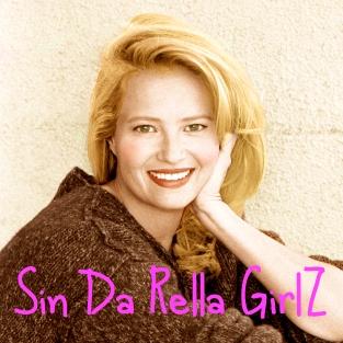 Album Art SinDaRellaGirlZ (TM) Song Single Album Art bottom Copyright cali lili all rights