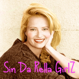 Album Art SinDaRellaGirlZ (TM) Song Single Album Art bottom Copyright cali lili all rights